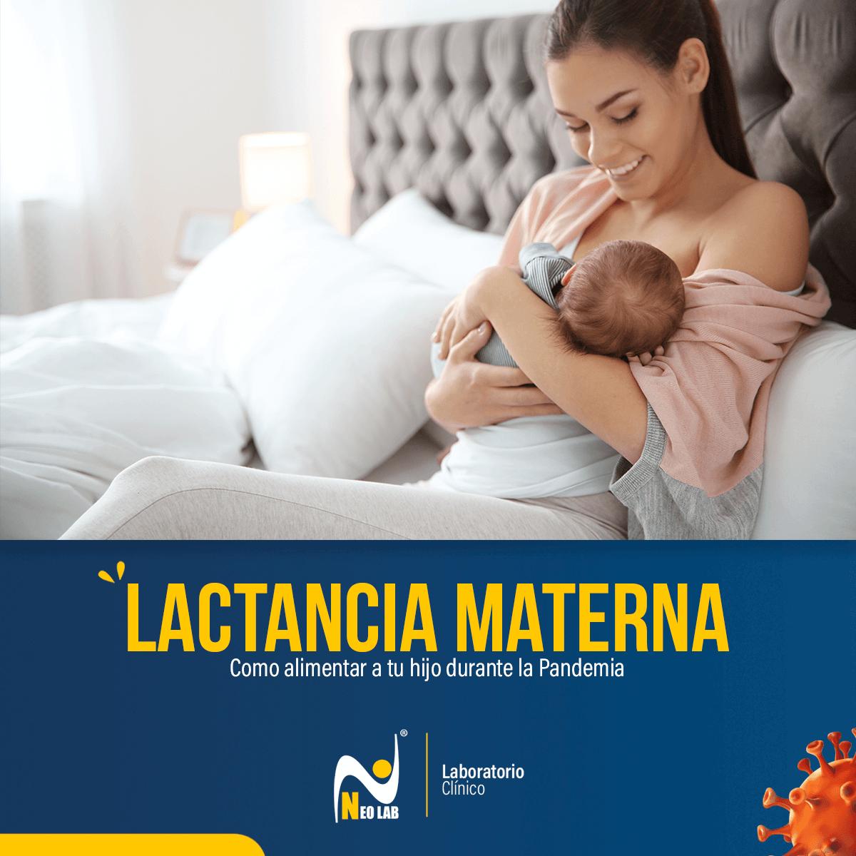 Lactancia Materna en Pandemia